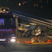 Eine 50-jährige Geisterfahrerin ist auf der A7 ums Leben gekommen.
