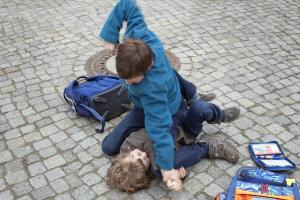 Wie groß ist die Gewalt an BayernsSchulen?