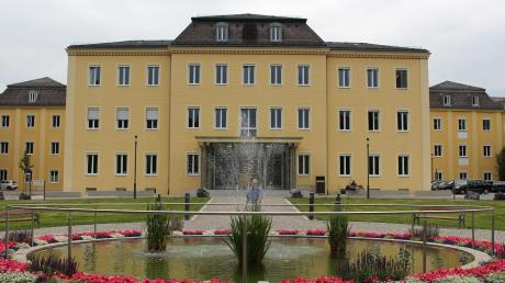 Das Bezirkskrankenhaus in Kaufbeuren fällt in den Aufgabenbereich des Sozialparlaments des Bezirks Schwaben.