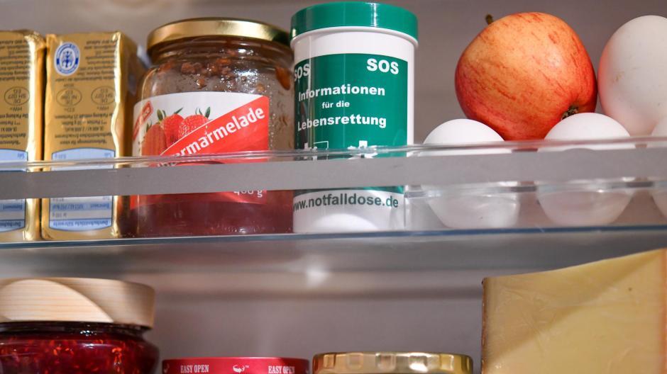 Kühlschrank Kfz : Gesundheit: im ernstfall: so kann eine notfalldose aus dem