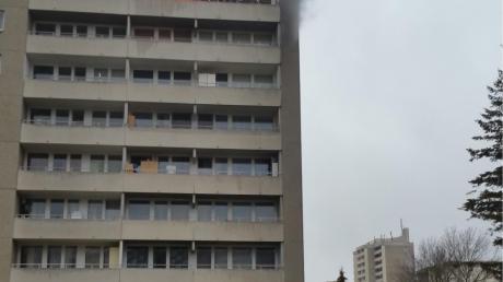 Bei diesem Hochhaus-Brand starb ein Mädchen.