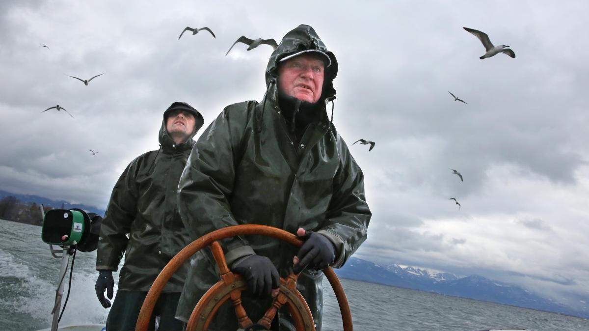 Wasserburg Wie Die Letzten Fischer Vom Bodensee Um Ihr Handwerk