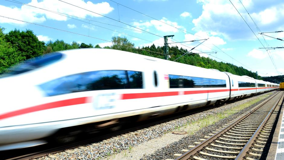 Bahnverkehr Die Bahn Plant Mehr Ice Verbindungen Von