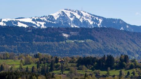 Wächter des Allgäus wird der Grünten auch genannt. Auf dem Berg soll künftig eine Art Erlebniswelt entstehen.
