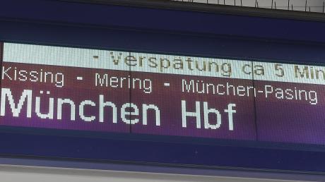 Verspätungen ärgern Bahnreisende – und wenn es nur Minuten sind.