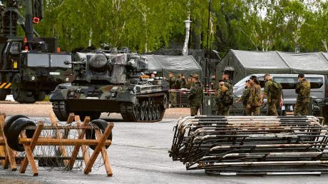 """Dillingen ist einer von nur drei Standorten in Bayern, an denen am Samstag ein """"Tag der Bundeswehr"""" veranstaltet wird."""