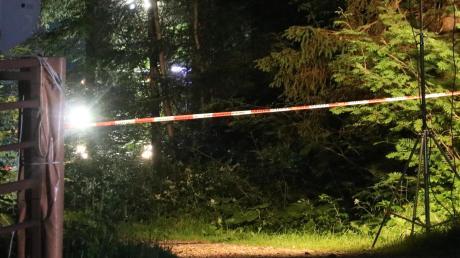 Hier ereignete sich der dramatische Traktor-Unfall, bei dem zwei Kinder ums Leben kamen.
