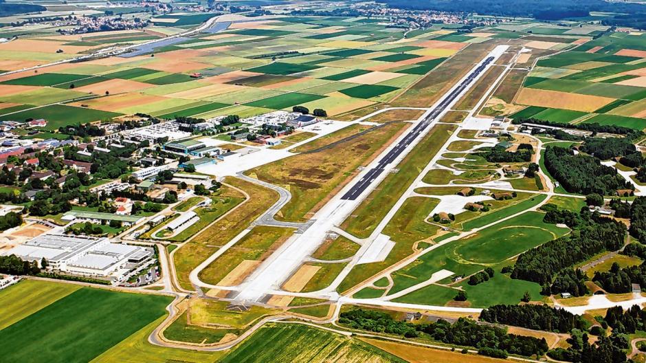 Flughafen Memmingen Der Allgäu Airport Ist Ab Heute Für