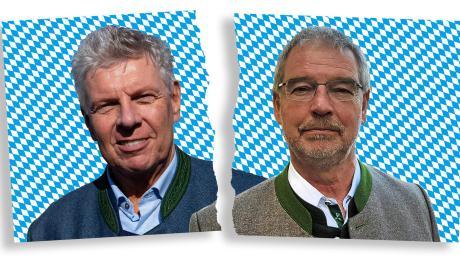 Dem Münchner Oberbürgermeister Dieter Reiter (links) ist sein wichtigster Mann im Stadtrat abhandengekommen:  Alexander Reissl.