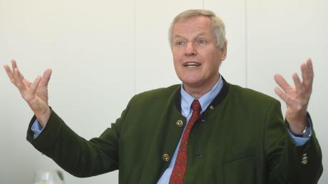 Nach heftigen Streitereien um seine Person kündigte der Präsident des bayerischen Jagdverbandes, Jürgen Vocke, im Oktober seinen Rückzug an.