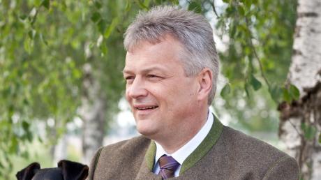 Mehr als zehn Jahre lang war Roland Weigert Landrat des Landkreises Neuburg-Schrobenhausen. Seit gut einem Jahr ist er Staatssekretär im bayerischen Wirtschaftsministerium.