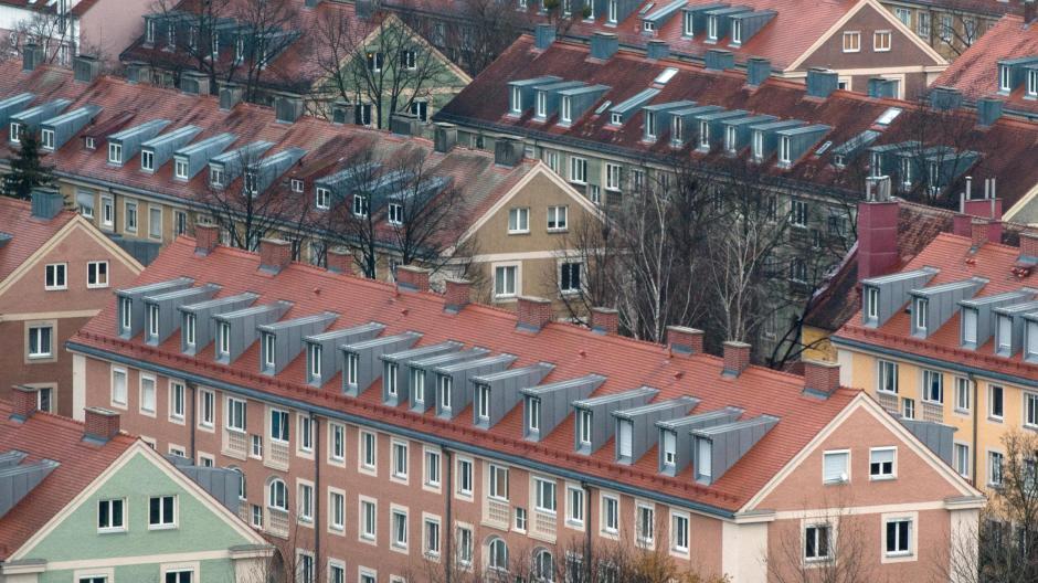 In München sind die Mieten so hoch wie nirgendwo sonst in Deutschland. Doch die Preise sinken gerade ein wenig.