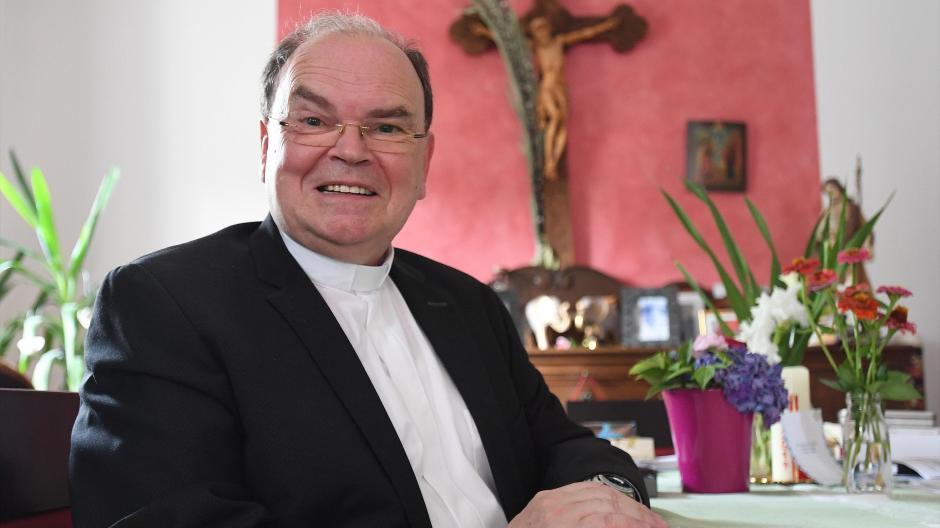 Der bisherigeAugsburger Domdekan und DiözesanadministratorBertram Meier wird neuer Bischof von Augsburg