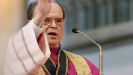 Bertram Meier ist der neue Augsburger Bischof. Er übernimmt das Hirtenamt in stürmischen Zeiten.