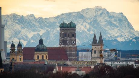 In München legten die Angebotsmieten 2019 unterdurchschnittlich zu.