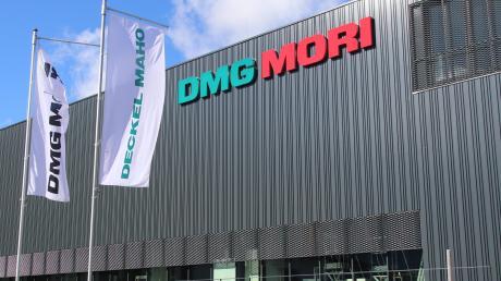 Ein Mitarbeiter der Firma DMG Mori hat sich mit dem Coronavirus infiziert. Das Werk in Pfronten bleibt zwei Tage lang geschlossen.
