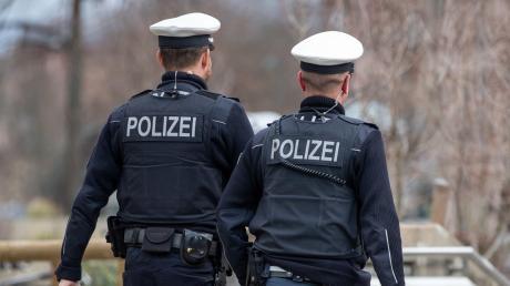 Am Weißenhorner Freibad hat sich eine Gruppe junger Männer ohne triftigen Grund aufgehalten.