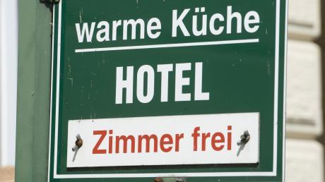 Wegen der Corona-Pandemie machen sich Hotels auf die Suche nach alternativen Einnahmequellen.