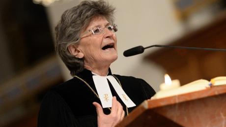 Susanne Breit-Keßler war lange Zeit Münchner Regionalbischöfin. Nun ist sie Vorsitzende des Bayerischen Ethikrates.