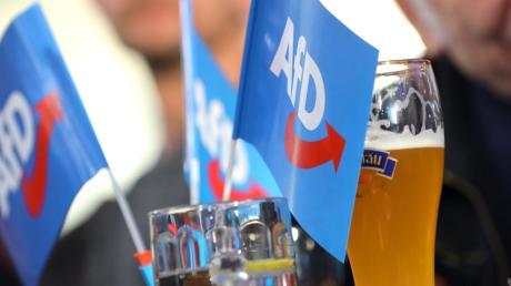Die AfD ist seit der Wahl im März auch in zahlreichen Stadträten und Kreistagen in Bayern vertreten. Nun stehen vier AfD-Kommunalpolitiker unter Beobachtung des Verfassungsschutz.
