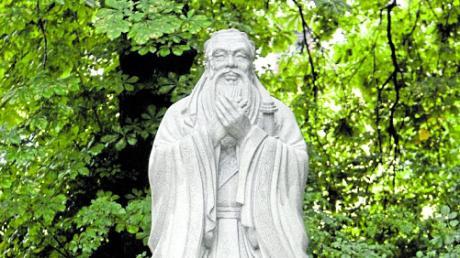 Der Philosoph Konfuzius hat in Deutschland ein gutes Image. Die Konfuzius-Institute eher nicht.