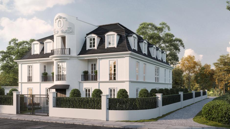 München villa Paula