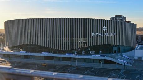 So ähnlich wie die Royal Arena Kopenhagen könnte auch die Multifunktionshalle aussehen, die am Münchner Flughafen entstehen soll.