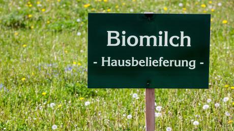 Bio und regional: In Corona-Zeiten kam das bei vielen Verbrauchern offenbar gut an - auch im Raum Augsburg.
