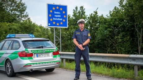 Die Wiedereinführung der bayerischen Grenzpolizei hat ihren Ursprung in der Flüchtlingskrise.