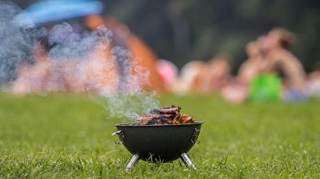 Gewürze beim Grillen sind nicht nur für den Geschmack wichtig. Senf, Thymian, Oregano, Rosmarin und Salbei können beim Grillen mit Holzkohle auch den giftigen Kohlenwasserstoffen, die dabei entstehen, vorbeugen.