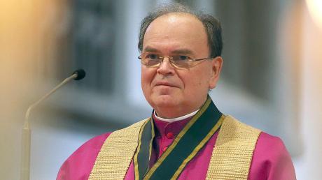Sein Gottesdienst wird live übertragen: Dr. Bertram Meier.