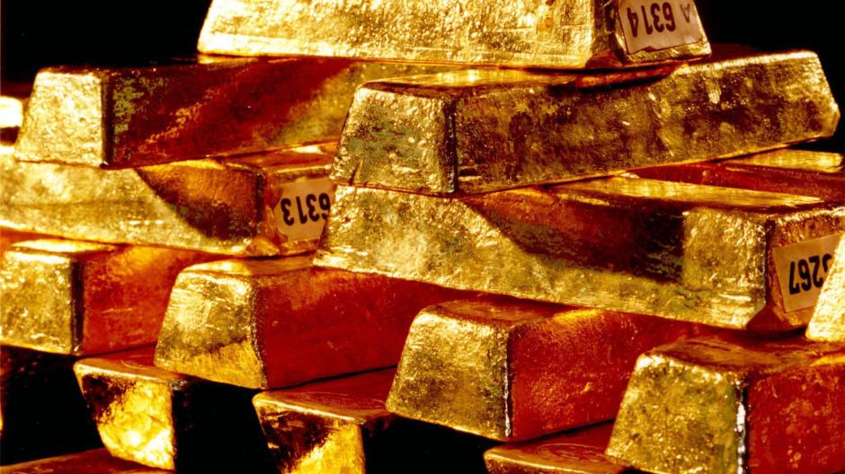 Einige Verschwörungstheoretiker haben den Goldhandel für sich entdeckt.
