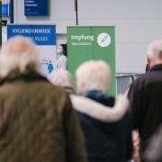 """Während viele bayerische Landkreise mit Sonderaktionen den """"Impf-Turbo"""" zünden, verzichtet Aichach-Friedberg auf zusätzliche Lieferungen."""