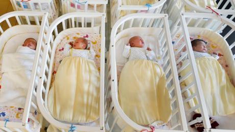 Welchen Einfluss hat die Pandemie auf die Anzahl der Geburten in Bayern? Experten haben eine Vermutung.
