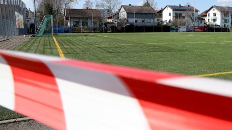 Weiterhin geschlossen: Die bayerischen Sportvereine benötigen im Lockdown finanzielle Hilfe vom Freistaat.