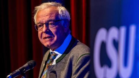 Thomas Kreuzer führt die CSU im Landtag seit 2013.