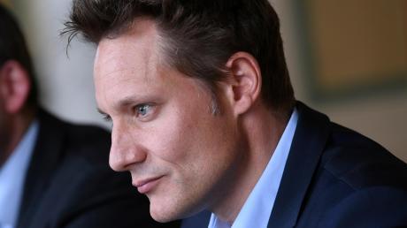 Ist verärgert über die Klimapolitik der Söder-Regierung: Fraktionsvorsitzender der Grünen im Landtag, Ludwig Hartmann.