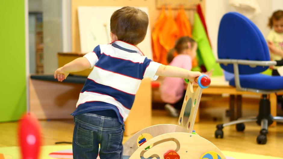 Kitas leiden unter Fachkräftemangel – das bekommen auch die Kinder zu spüren.