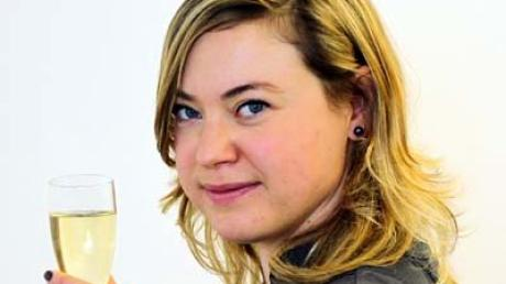 AZ-Redakteurin Miriam Zissler.