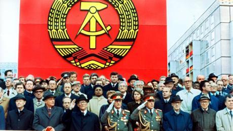 Werden nicht zurückkehren - Planwirtschaft und Sozialismus wie einst in der DDR.
