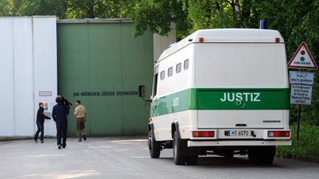 Zschäpe im Gefängnis München-Stadelheim
