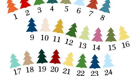 In Merching gibt es in diesem Jahr einen Onlineadventskalender.