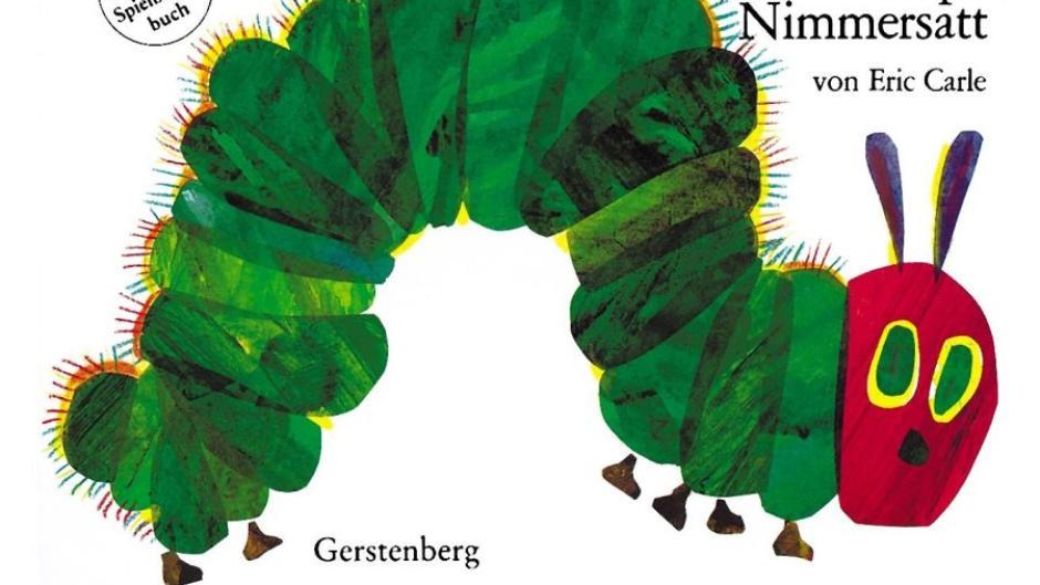 Kinderbuch Klassiker Die Kleine Raupe Wird 50 Und Ist Immer Noch