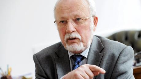 Lothar de Maizière arbeitet noch heute als Rechtsanwalt.