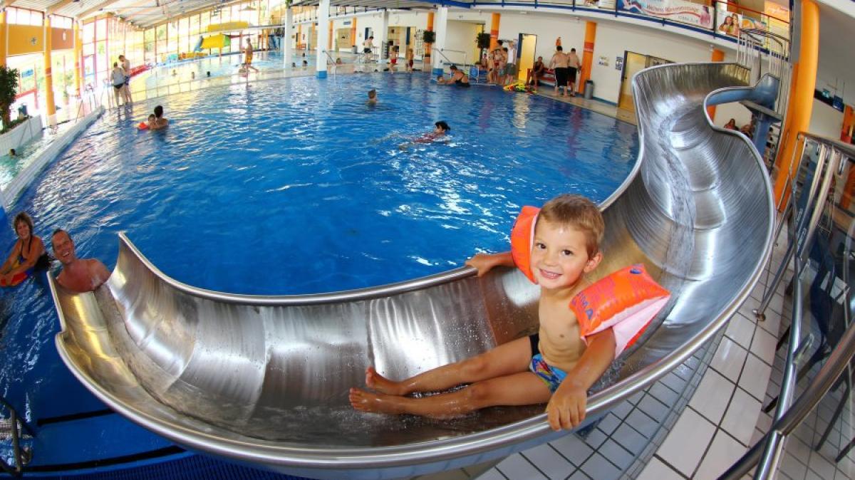 Erlebnisbad augsburg Schwimmbad Augsburg