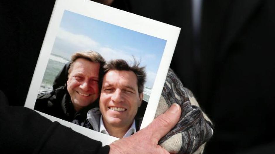 Michael Mronz Partner Von Guido Westerwelle Der Schmerz Bleibt