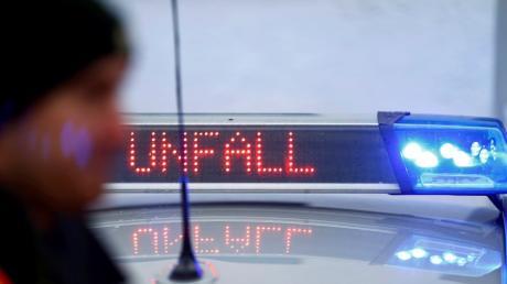 Neu-Ulm - Polizei - Unfall - Symbolbild
