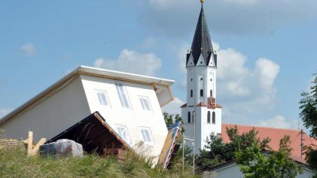 So oder so ähnlich hätte ein kurioses Projekt in Pfaffenhausen aussehen können.