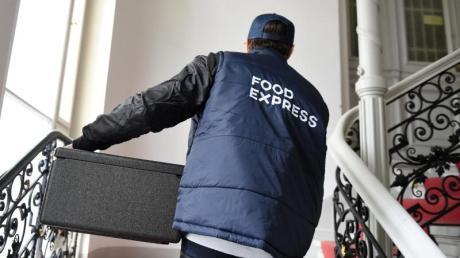 Während der Corona-Krise bieten viele Restaurants einen Lieferdienst an.