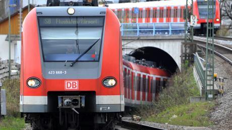 Die S-Bahn-Stammstrecke in München ist am Samstag und Sonntag teilweise gesperrt.